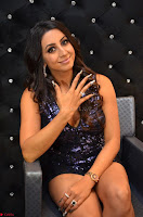 Sanjjanaa in a deep neck short dress spicy Pics 13 7 2017 ~  Exclusive Celebrities Galleries 076.JPG