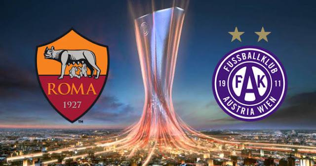 Europa League Roma Austria Vienna probabili formazioni video