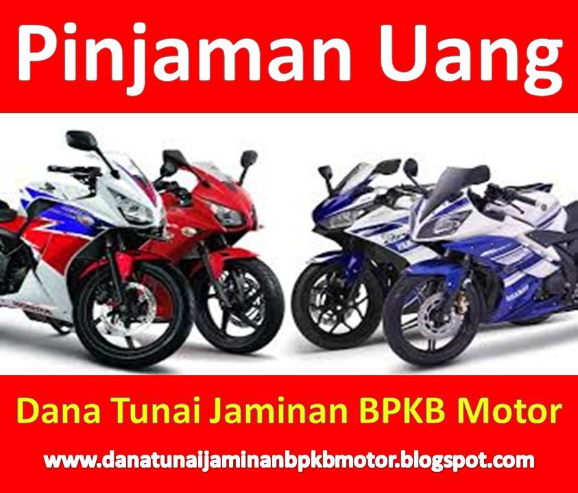 Dana Tunai Pinjaman Uang Jaminan BPKB Motor di Pegadaian ...