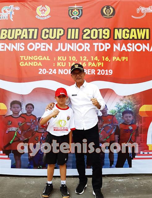 Bupati Cup Ngawi III Tahun 2019: Hasil Pertandingan Hari Pertama, Rabu 20 November 2019