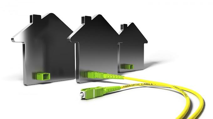 Mengenal Dasar-dasar Jaringan FTTH (Fiber To The Home)
