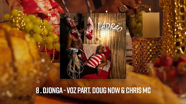 Djonga - Voz part. Doug Now & Cris MC | Vídeo, Letra e Download