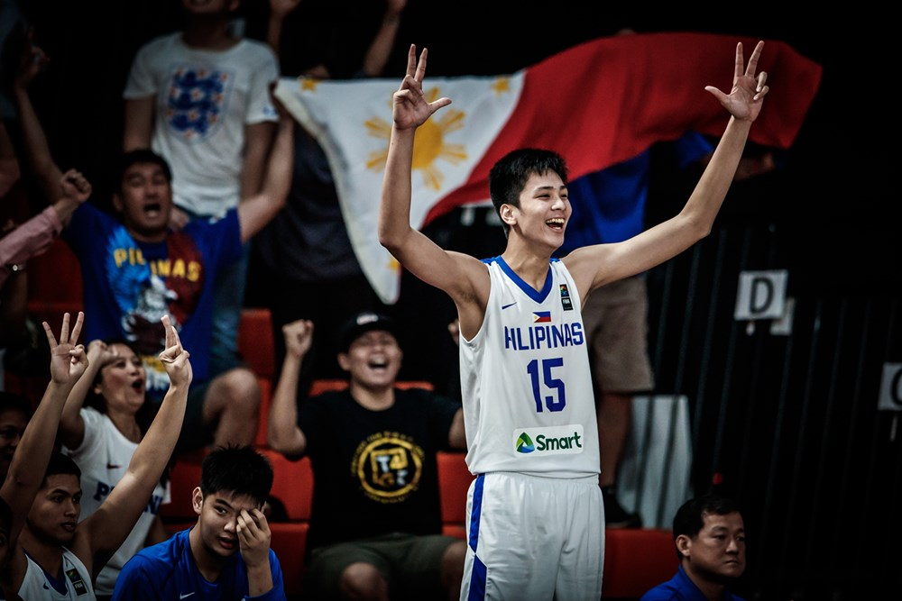 Gilas Pilipinas Youth def. Al Rayyan Sports Club-Qatar, 79-54 in tuneup game (VIDEO)