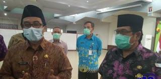 Tiga Pejabat Inspektorat Kembali ke Posisi Semula