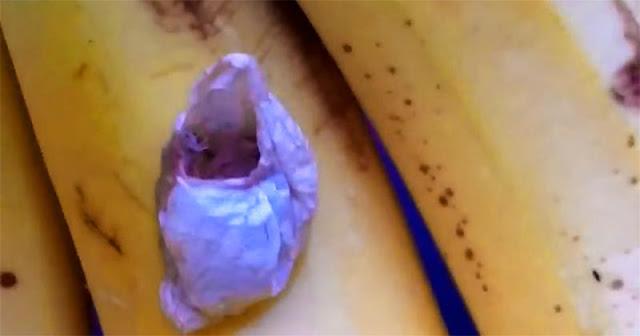 NO VAS A CREER lo que esta pareja encontró en sus bananas