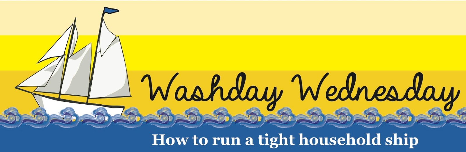 Crafts and Chaos: Washday Wednesday: Free Printable Cleaning Schedule
