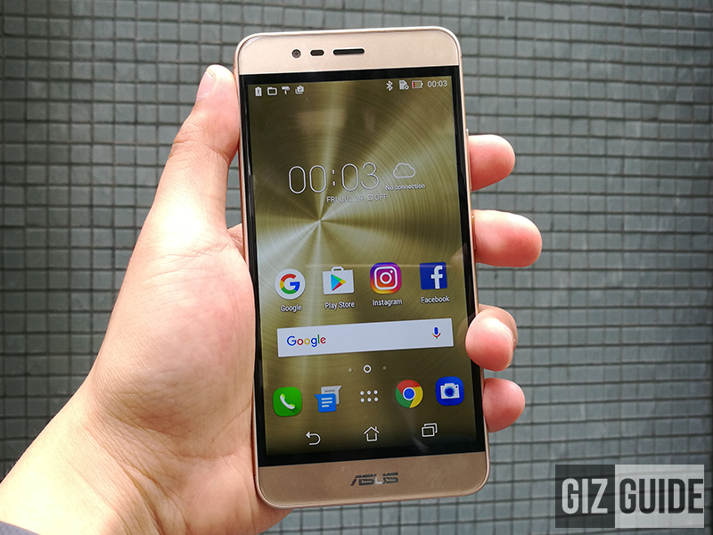 asus zenfone 3 max first impressions a slimmer max with. Black Bedroom Furniture Sets. Home Design Ideas