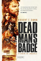 Cover: Dead Man's Badge. Sterben in Lansdale