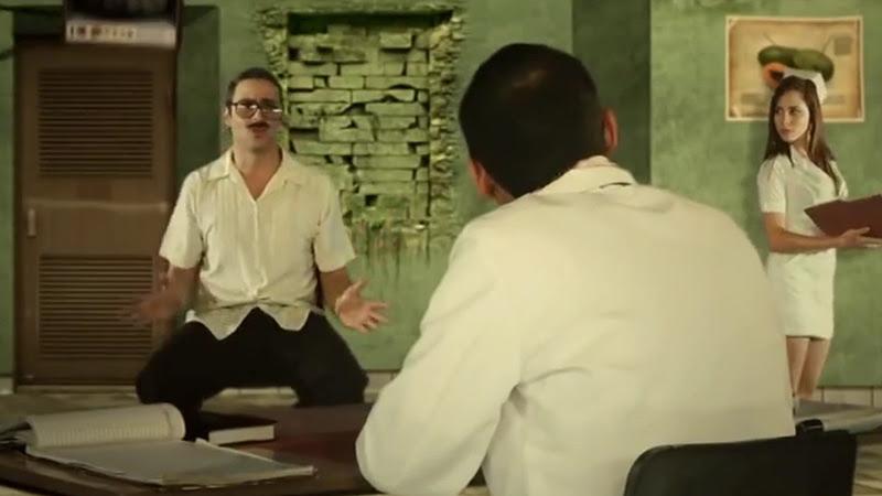 Moneda Dura - ¨Mi televisor¨ - Videoclip - Dirección: Nassiry Lugo. Portal Del Vídeo Clip Cubano - 04