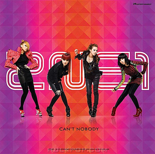 2NE1 – Can't Nobody (ITUNES PLUS AAC M4A)