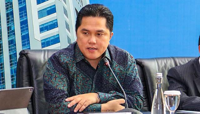 Erick Thohir Diminta Pilih Komisaris yang Punya Waktu Banyak dan Target Jelas