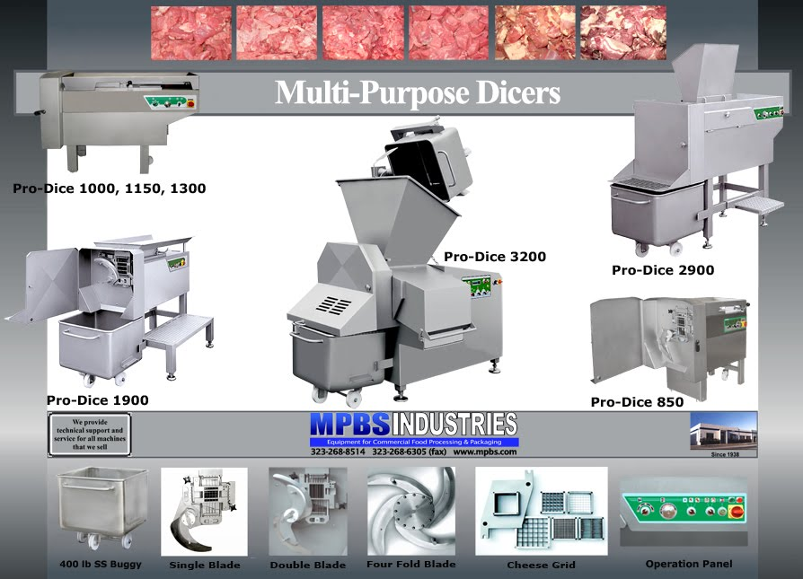 Automatic Dicers