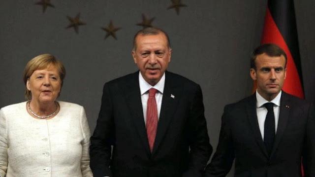 Προσφυγικό: Τηλεδιάσκεψη σήμερα Ερντογάν – Μέρκελ – Μακρόν