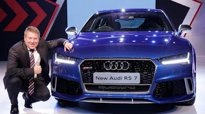 Audi RS7 Performance image