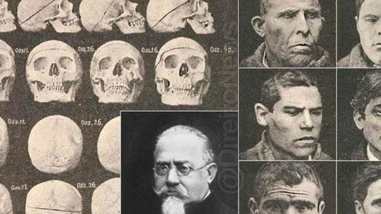 nascimento surgimento criminologia fenomeno crime estudo