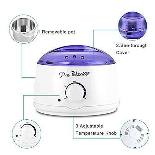 EzLife Pro Wax Warmer Hot Wax Heater