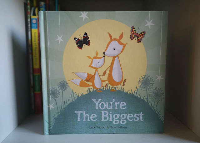 A picture of the You're the Biggest Children's Book