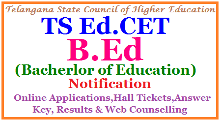 TS EDCET Notification 2017 – Telangana B.Ed Entrance Test – edcet.tsche.ac.in Osmania University issued B.Ed Entrance Notification on behalf of Telangana State Council for Higher Education.|Online Application Form, Important Dates, Hall Tickets, Key Results, Results Download Register Online for TS EDCET-2017 at official website www.edcet.tsche.ac.in TSCHE inviting Online Application for EDCET-2017 Notification for two years batchlor Degree in Education Schedule for 2 years B.Ed course Entrance Test in Telangana released. Important dates for Online Registration, Fee payments Download Hall Tickets Results|Download Notification for two years B.Ed Entrance in Telangana by Osmania University OU ts-edcet-2017-notification-apply-online-form-hall-tickets-results-answerkey-web-counselling-tsche.ac.in-download TS EDCET Notification 2017: Detailed Telangana B.Ed Entrance exam update information released by Osmania University for admission into 2yrs Regular Course in the Colleges of Education in Telangana State for the academic year 2017-18. Interested candidates can check Eligibility, Syllabus, Online Application Fee, and other required information from below. Also Read | GO MS No 13 TS EDCET Eligibilities, Qalifications Regulations of Rules-Orders Issued/2017/06/ts-edcet-2017-notification-apply-online-form-hall-tickets-results-answerkey-web-counselling-tsche.ac.in-download.html