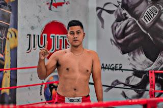 Ahmad Yassin Siap Rebut Sabuk di Kejuaraan Kick Boxing Batam