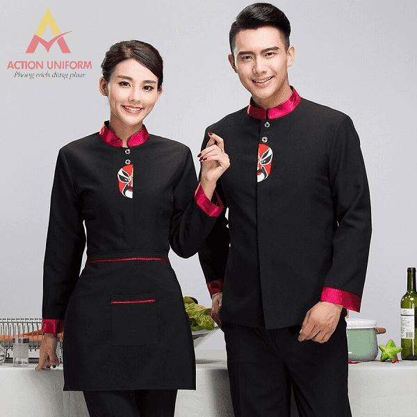 Đồng phục nhà hàng 13