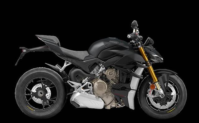 Spesifikasi Ducati Streetfighter V4 S, Motor Yang Viral Kena Tilang