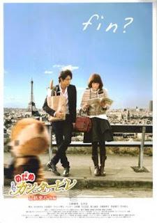 Nodame Cantabile (the movie Parte 2) (2010) Comedia de Hideki Takeuchi