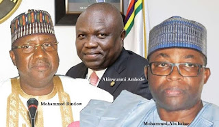 Buhari's cabinet: Ambode, Bindow, Abubakar may get ministerial appointments
