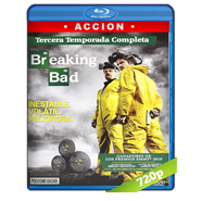 Breaking Bad (2010) Temporada 3 Completa BRRip 720p Latino