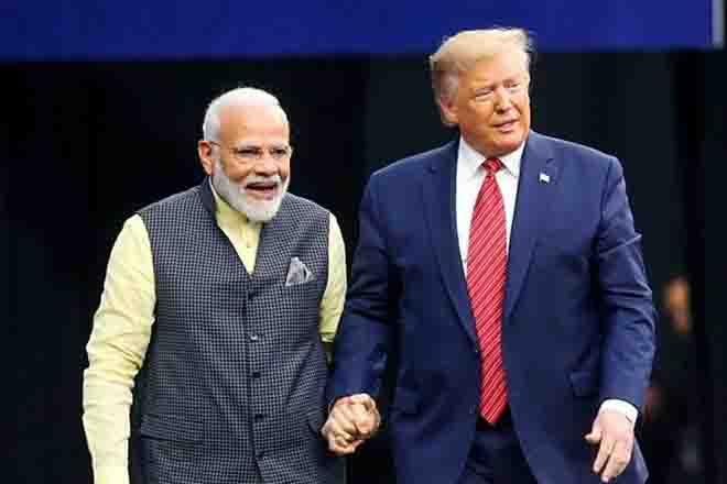 डोनाल्ड ट्रंप के भारत दौरे के दौरान भव्य स्वागत किया जाएगा: पीएम मोदी