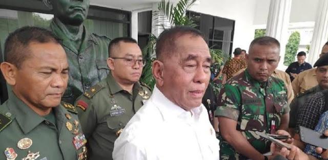 Menhan: Yang Berani Dirikan Negara Islam Berhadapan Dulu dengan TNI