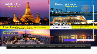 APLIKASI WEB TRAVEL GRATIS DOWNLOAD