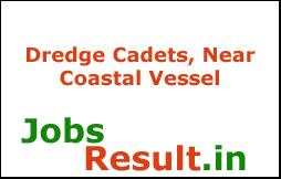 Dredge Cadets, Near Coastal Vessel