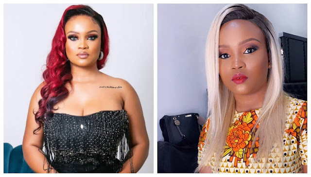 Go and collect him if you want am- Actor Blossom Chukwujekwu's ex-wife, Maureen Esisi slams a troll who said she doing too much