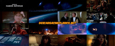 Capturas: Starman (1984) El hombre de las estrellas