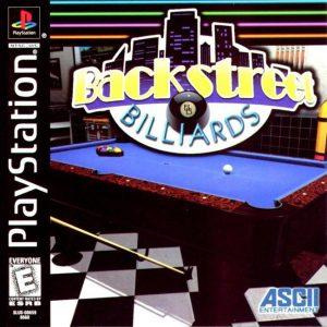 Download Backstreet Billiards (Ps1)