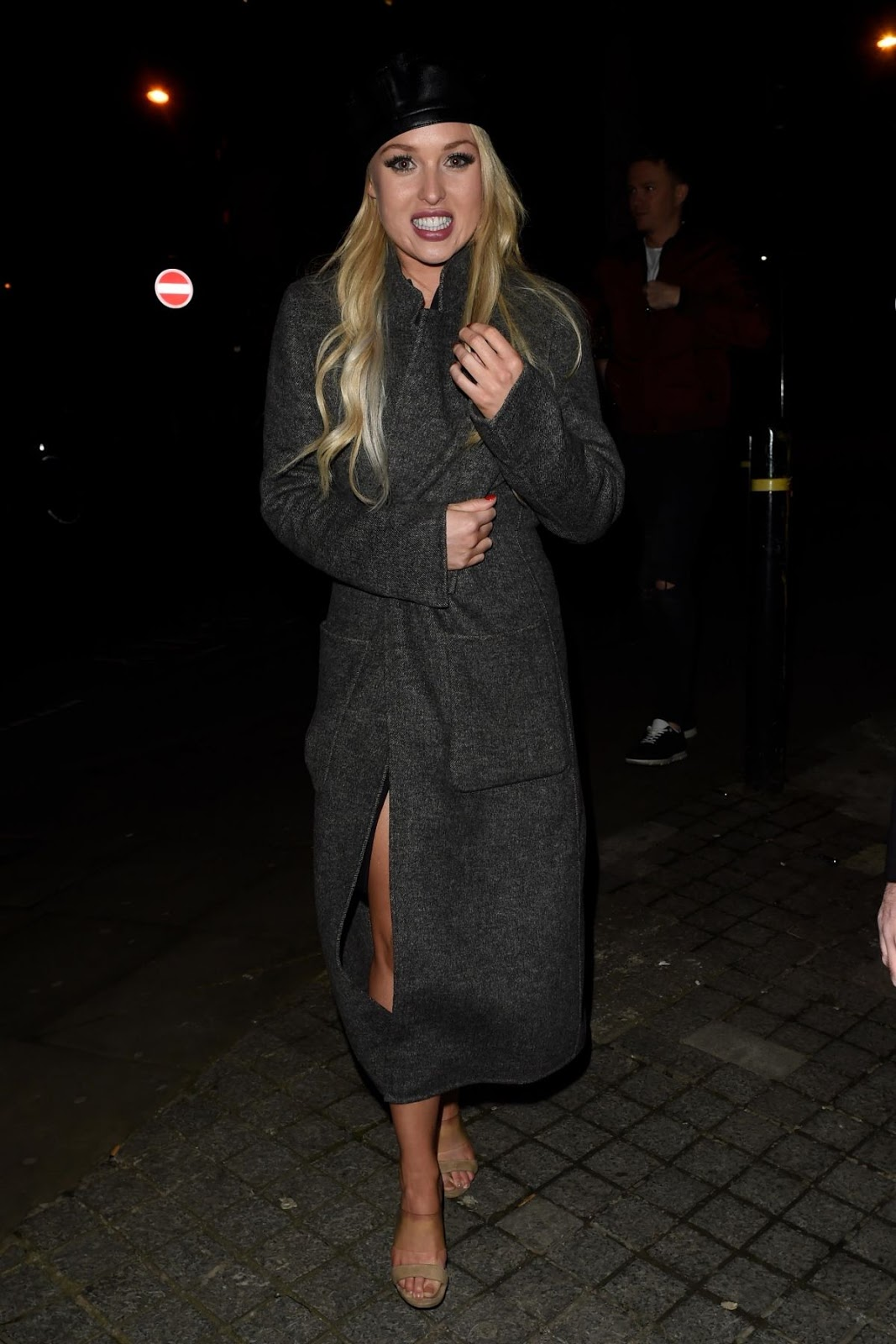 Photos of Jorgie Porter at Boutique Babez Fashion Range at Be Impossible Launch in Manchester