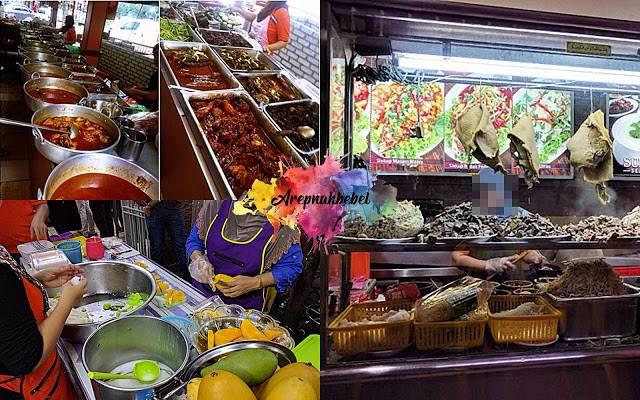 Tempat makan yang sedap dan best di kampung baru