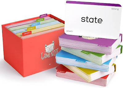 Sight Word Flash Cards Levels 1 - 5