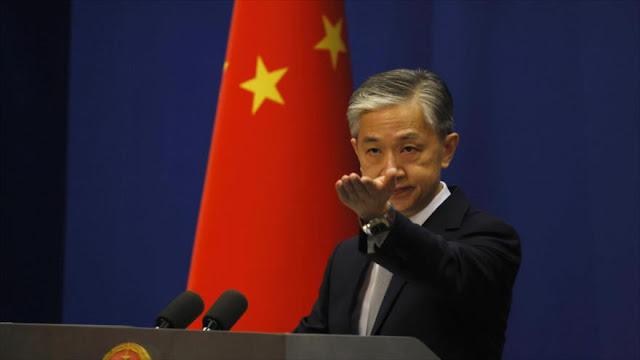 China insta a EEUU a corregir errores y acabar tensión diplomática