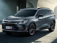 This is the Latest Chevrolet Orlando figure, Appears in China!