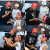 Wizkid Meets Naomi Peller, 11-Year-Old Musician & Kid Of Quilox Club Owner (Photos)