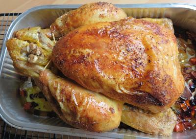 Classic Roast Chicken & Gravy