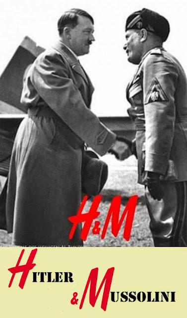 Lustige Hitler und Mussolini Bilder zum lachen