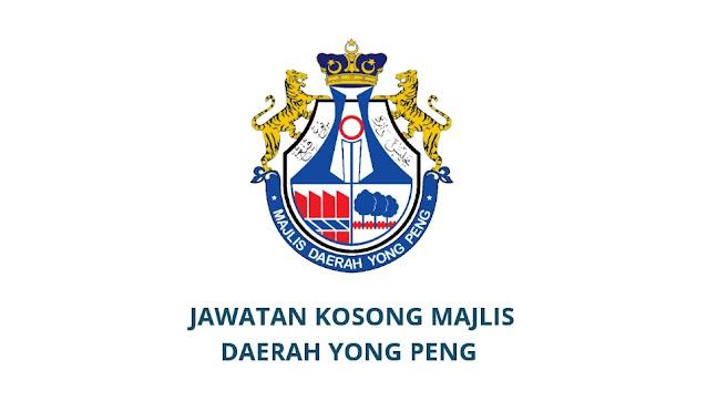 Jawatan Kosong Majlis Daerah Yong Peng 2021 (MDYP)