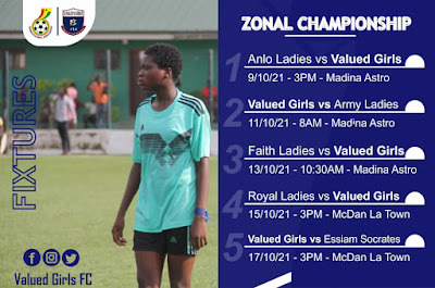 Valued Girls F.C