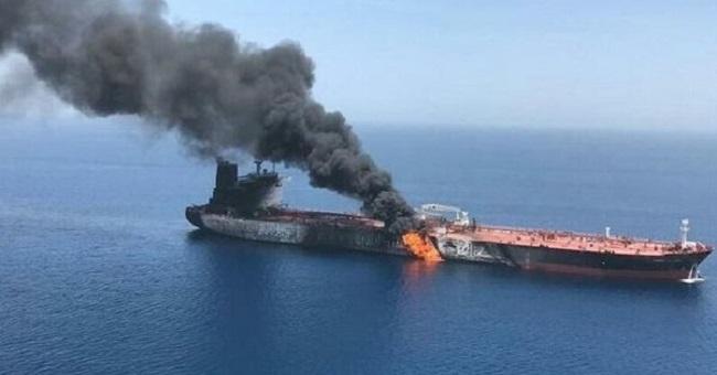 Κτυπήθηκε ιρανικό τάνκερ στην Ερυθρά Θάλασσα - «Του έριξαν δύο πυραύλους» λένε οι Ιρανοί