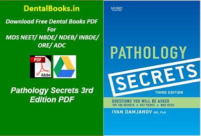 Pathology Secrets 3rd Edition PDF