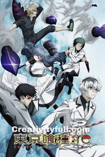 Tokyo Ghoul:re الحلقة 4