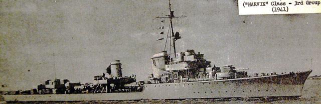 German Navik-class destroyer worldwartwo.filminspector.com
