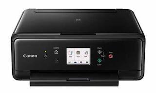 Canon PIXMA TS6050 pilotes d'imprimante [Installer] pour Windows et Mac